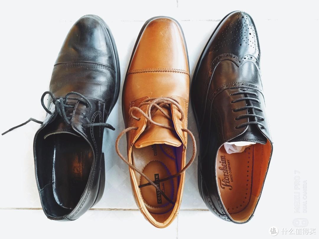 到了穿Clarks(其乐)鞋子的年龄了---其乐德比鞋晒单