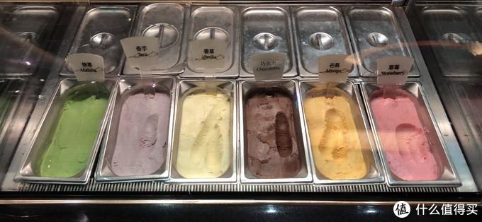 还有好吃的冰淇淋,我吃了两盒,真的很不错。应该糖分比较多,所以觉得超好吃的