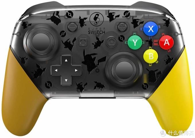 重返游戏:ShellPlus推出《Let's Go》主题Pro手柄替换壳