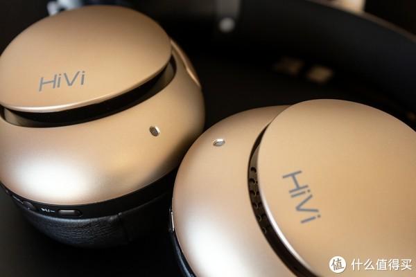 不仅音质好还有诸多高科技,惠威AW-85无线蓝牙降噪耳机体验