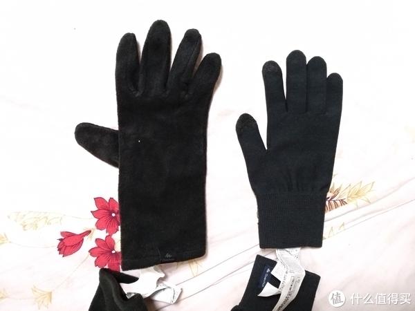 图书馆猿のDECATHLON 迪卡侬 Quechua MT 中性款触屏保暖手套