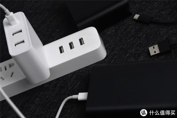 65W大功率快充,小米有品这款充电头让苹果手机不到2小时充满