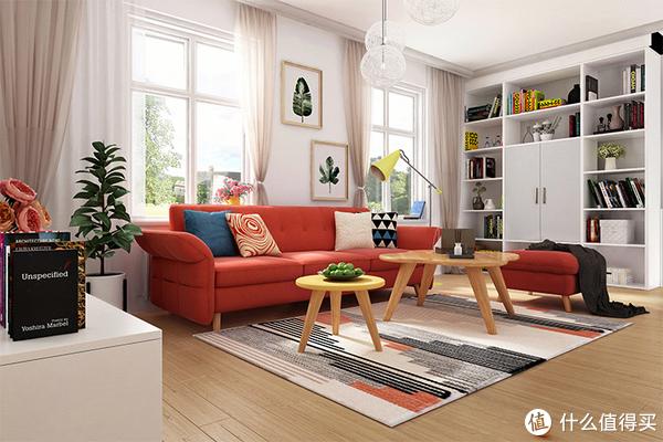 小户型攻略丨4招客厅扩容法,让家大10㎡
