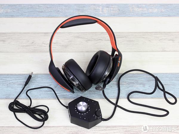 真物理7.1声道初体验,Tritton 海神 ARK ELITE 游戏耳机开箱简评