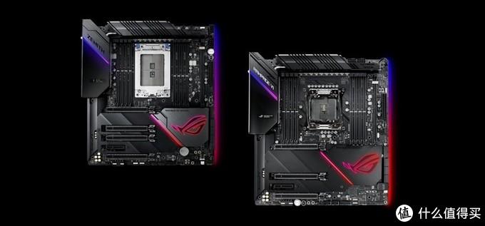 针对高端发烧友:ASUS 华硕 发布 ROG Zenith Extreme Alpha 和 ROG Rampage VI Extreme Omega 主板