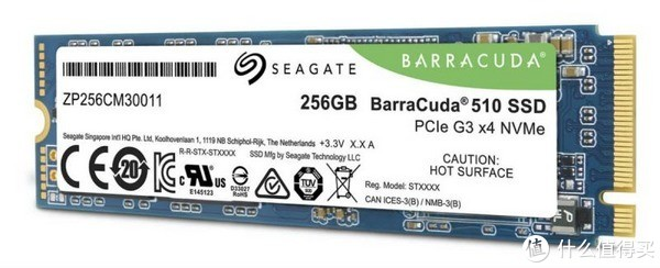 最大2TB、读取3450MB/s:Seagate 希捷 发布 BarraCuda/FireCuda 510 NVMe 固态硬盘