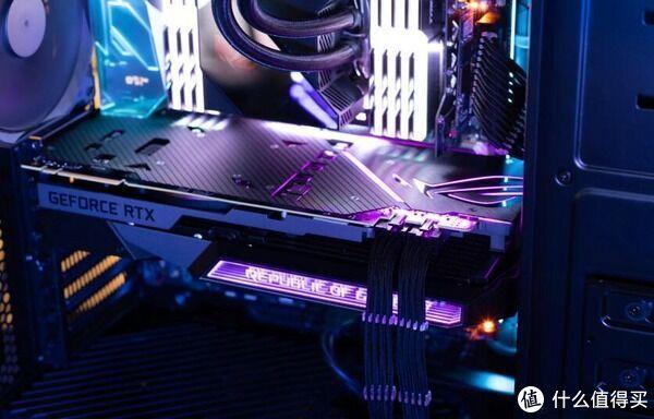 混合风冷+水冷:ASUS 华硕 发布 ROG Matrix GeForce RTX 2080 Ti 非公显卡