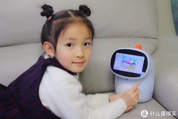 艾比兽幼儿英语启蒙机器人,我和孩子一起开始英语学习