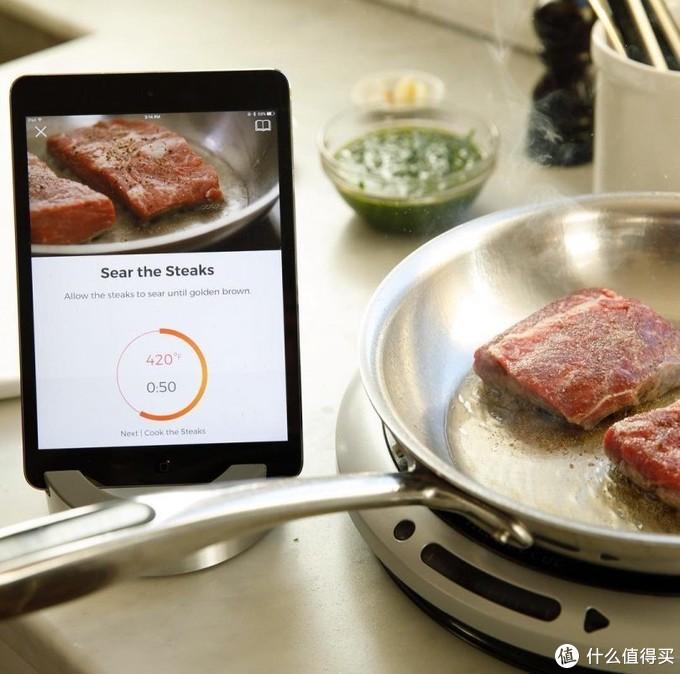 潮酷家电:有了这个电磁炉,做菜再也不会糊