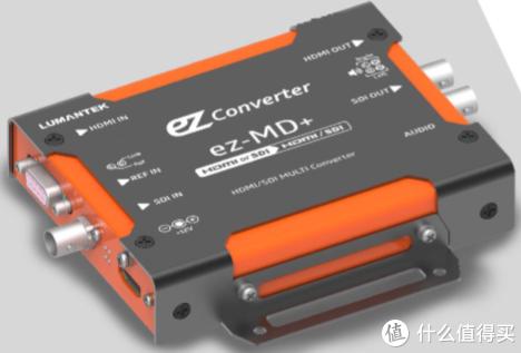 Lumantek 带帧同步的SDI/HDMI交叉转换器