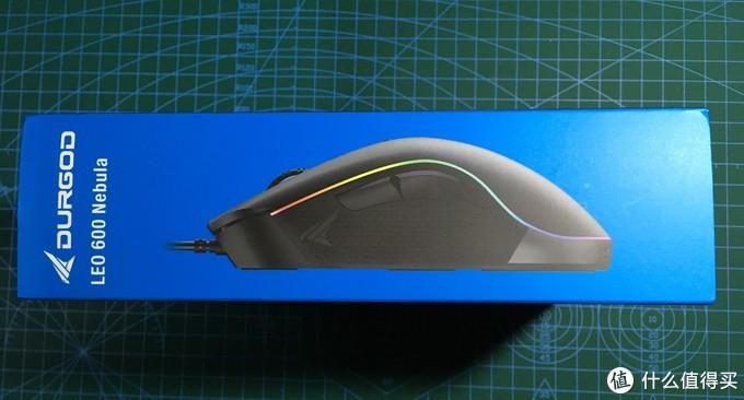 手掌大保健,灯光亮瞎眼——杜咖 LEO600 游戏鼠标简评