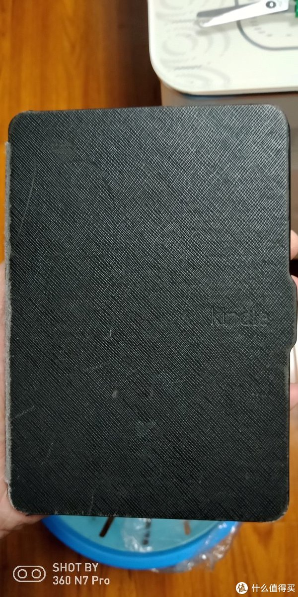 《换皮记》DIY kindle电子阅读器保护皮套
