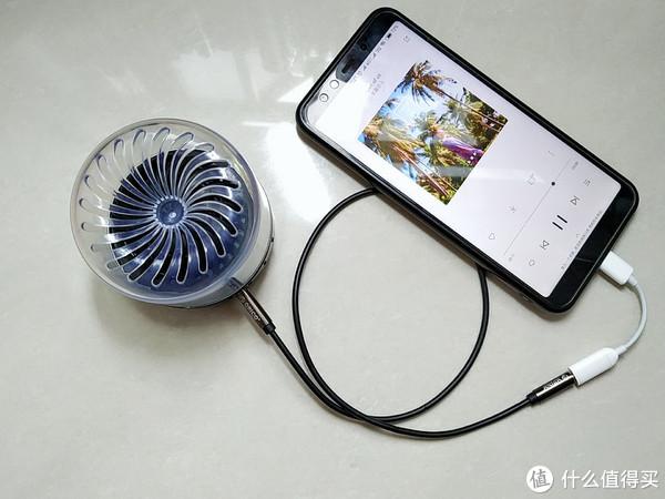 音质完胜小爱mini,这款不到100元的蓝牙音箱,还支持三种播放模式