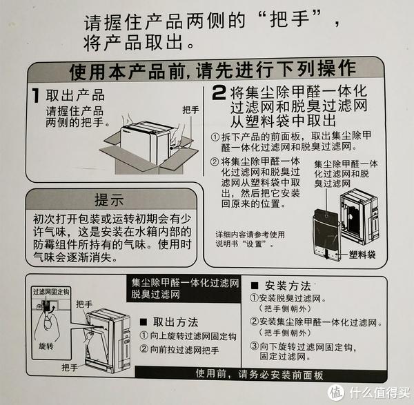 """""""净""""无止境,只为更好的用户体验,松下 F-VXR110C加湿空气净化器评测"""