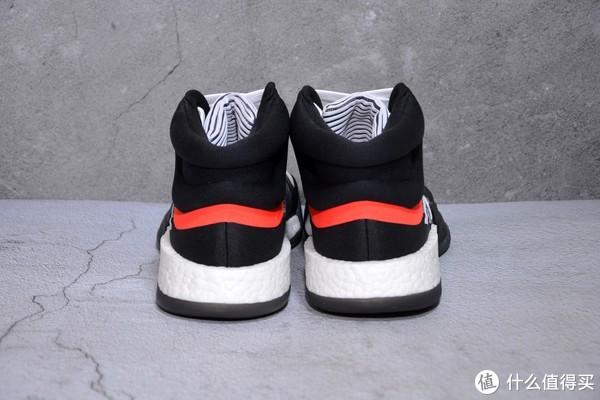 首发 Adidas Marquee Boost 高帮版 篮球鞋 开箱上脚