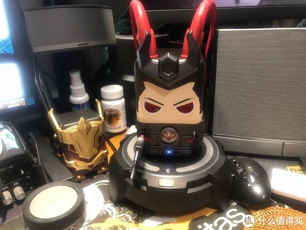 让人意外的音质,王者荣耀智能机器人。