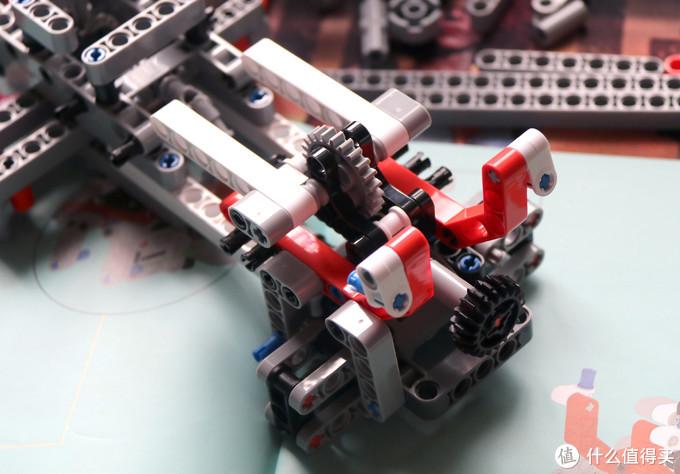 同为99元哪个更好玩?乐高推土车机械组VS米兔矿山车