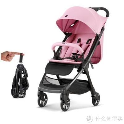 威凯小蜜蜂S2880婴儿推车怎么样?看看宝妈的实际使用体验!