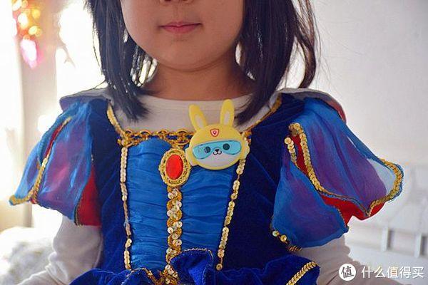 儿童手表上学不让带,家长:随便带,做成这样谁能认出来?果兔儿童智能防丢徽章