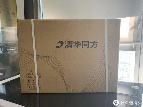 一体机也玩窄边框、全面屏,清华同方精锐Z1-520开箱体验