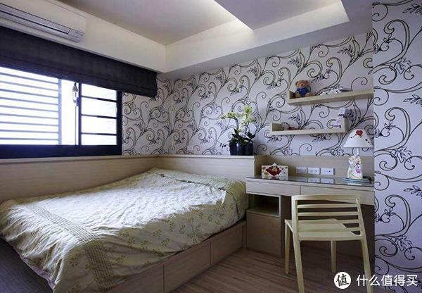 卧室的风景线,过来人告诉你卧室装修墙纸应该怎么选