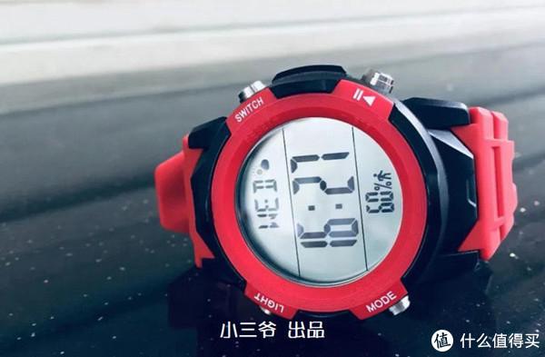 99元众筹燃爆性价比,首款智能电子表D1 Sport发布