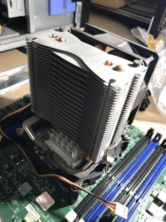 超频三的散热器