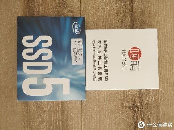 拿什么拯救我的电脑:Intel/英特尔545S 256G固态硬盘