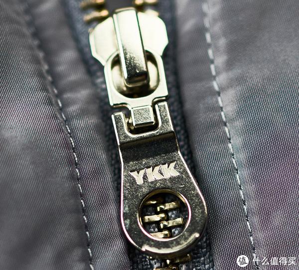 定制的YKK金属拉链