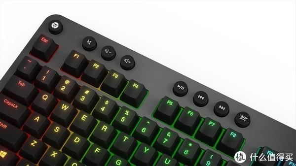 CES 2019:Lenovo 联想 发布 Legion M500 RGB 鼠标和 K500 RGB 机械键盘