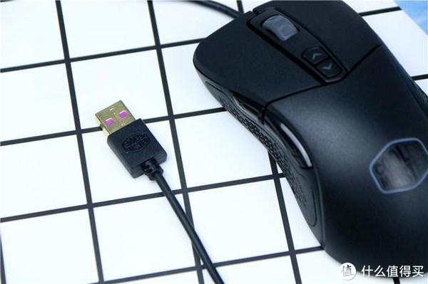 鼠标原来可以这样玩,接近开源了!酷冷至尊MM530RGB鼠标体验
