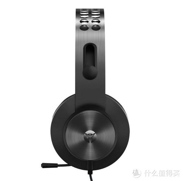 CES 2019:Lenovo 联想 发布 Legion H300 和 H500 Pro 7.1 游戏头戴耳机