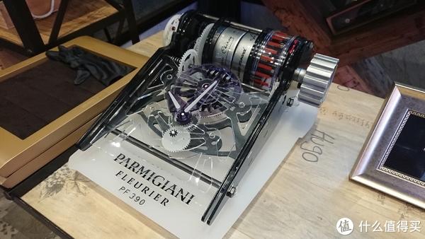 390机芯模型