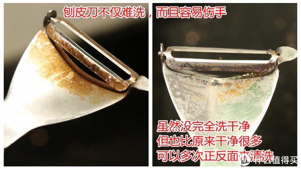 厨房各种料理机的刀盘不仅难清洗,而且容易伤手