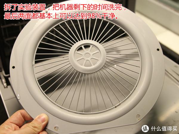 高清视频实拍洗碗机内部清洗油烟机滤网全过程