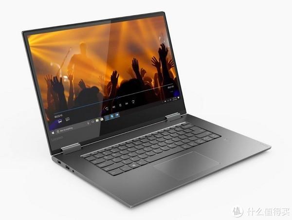 4K OLED屏幕:Lenovo 联想 发布 Yoga C730 变形本