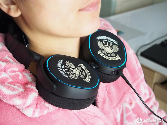 品貌于外·质存于芯-赛睿寒冰5绝地求生PUBG限定耳机评测