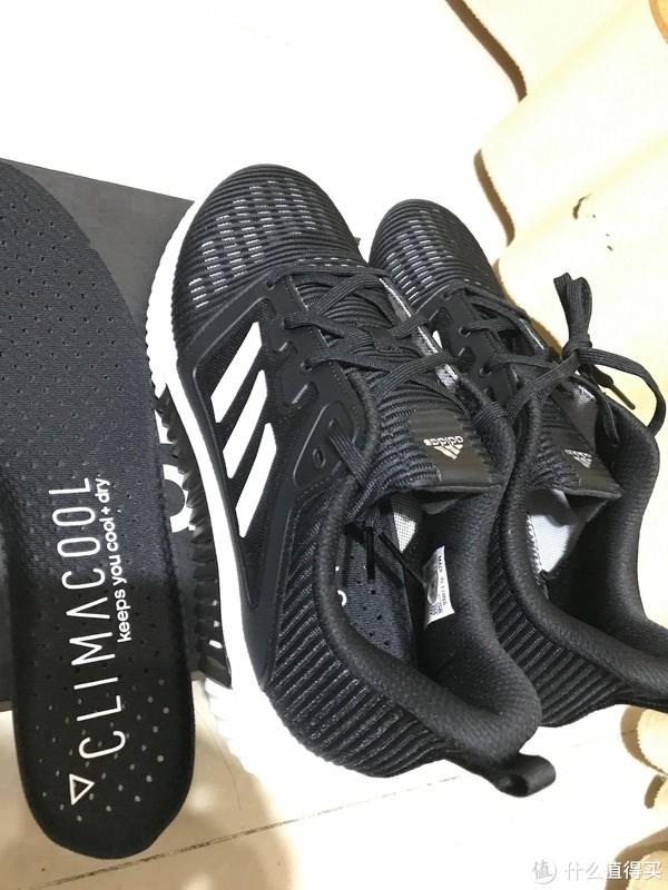 阿迪达斯 18清风跑步鞋CLIMACOOlvent m CG3916