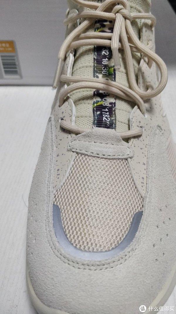 处女晒:361度联名款潮流鞋