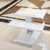 Brateck T42升降桌外观展示(收纳 阻力 键盘托)