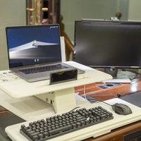 Brateck T42升降桌使用总结(承重 设计 颜色)