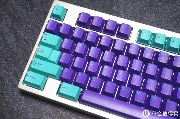 经典的颜色永远不会过时—KeyreativeUV绘键键帽开箱展示