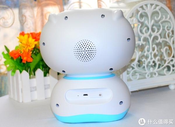 陪伴是最长情的告白,有你真好-巴巴腾智能机器人S3
