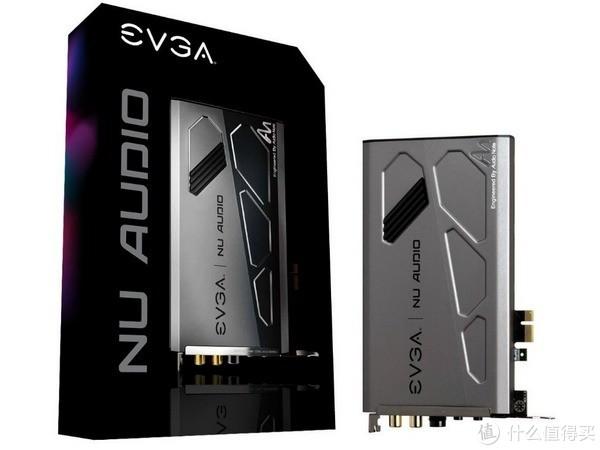 联合英国Audio Note打造:EVGA 发布 NU Audio 游戏声卡