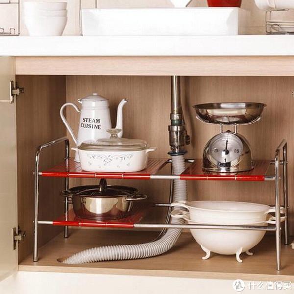 做好厨房收纳,提高做饭效率