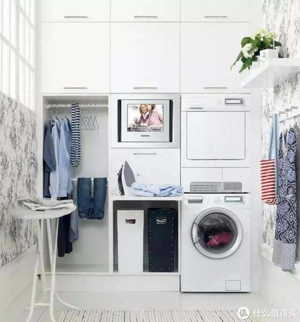 洗衣机该放阳台还是卫生间?原来我们都放错了!