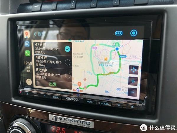 苹果自带地图导航定位非常准确!