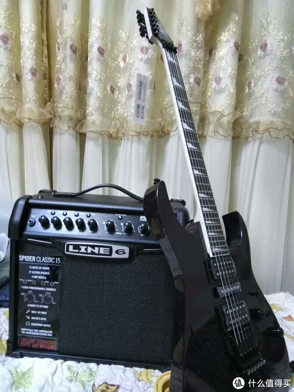 人生第一把电吉他—依班娜IBANEZ GRG270DX