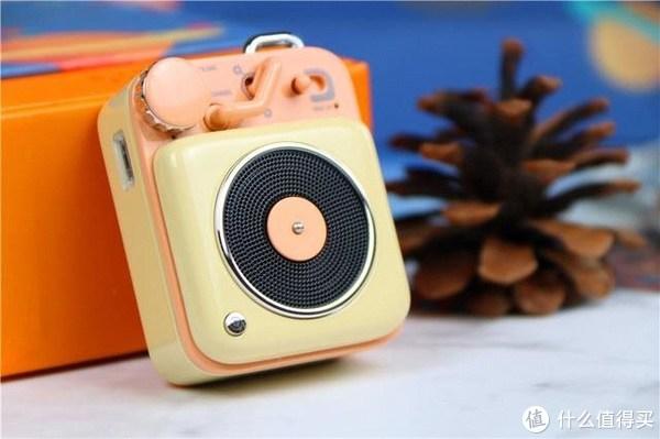 如此小巧,声音却大的惊人!猫王原子唱机B612上手体验
