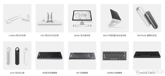 iQunix产品线